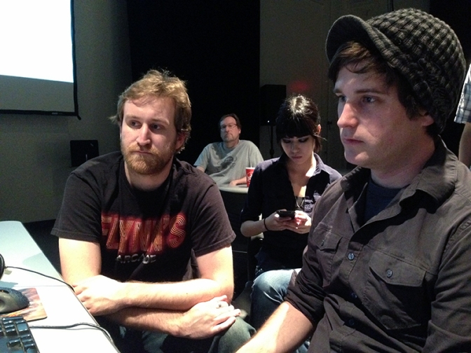 Phoenix developers participate in Global Game Jam