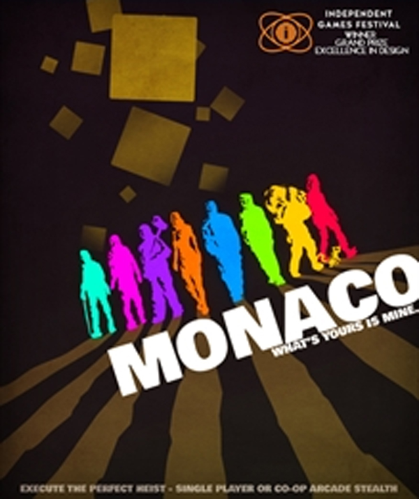 Arizona Gamer reviews Monaco
