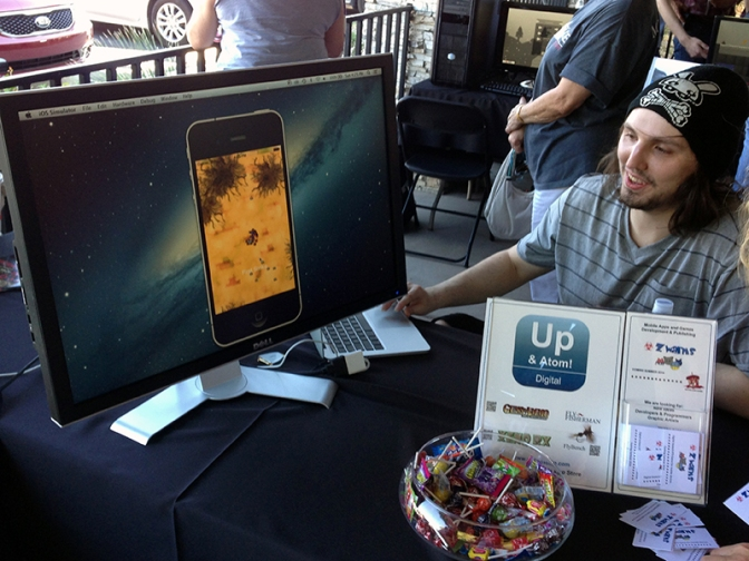 Made in Phoenix: Devs showcase work at Indie Game Demo Day