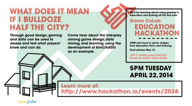 Mind games: Researcher to kick off education hackathon