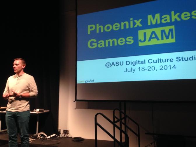 Phoenix Makes Games Jam tests skills of Arizona developers
