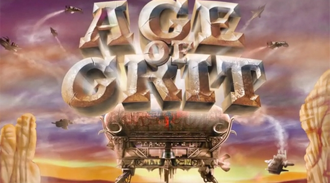 Steampunk goes western in Age of Grit
