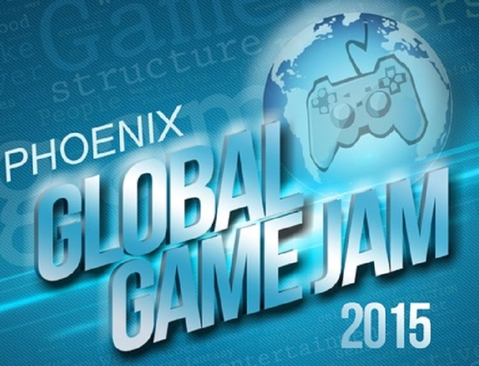 Phoenix Global Game Jam 2015: Jan. 25